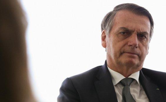 [Pesquisa aponta queda na aprovação do governo Bolsonaro]