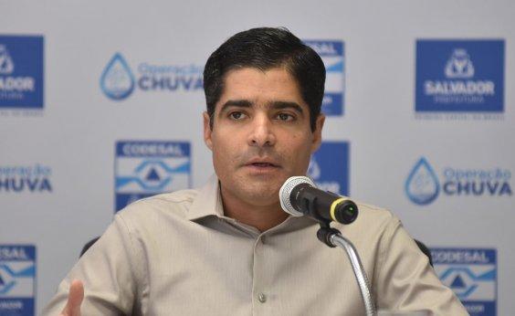 [Prefeitura investe R$ 70 mil em ações para minimizar efeitos da chuva em Salvador]