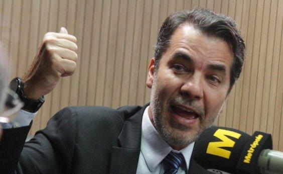 [Presidente do TCM lamenta 'jogo político' e diz que órgão vai atuar com 'presteza']