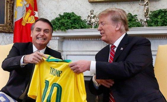 [Ao lado de Trump, Bolsonaro diz que vai lutar contra 'politicamente correto']