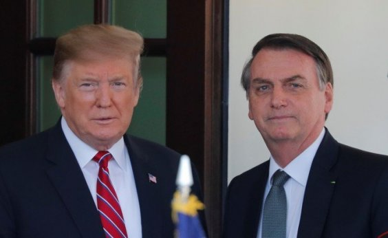 [Trump diz que Brasil pode ser aliado na Otan]