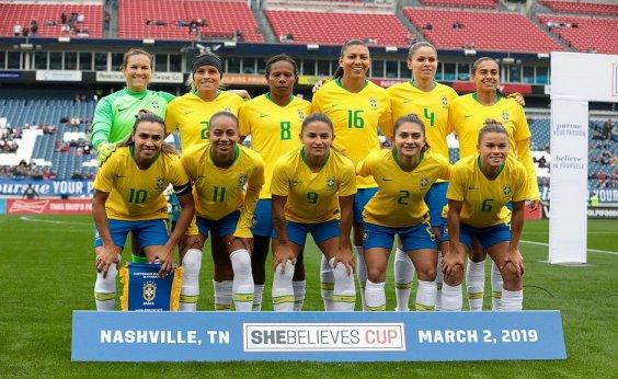 [Brasil quer sediar Copa do Mundo de futebol feminino em 2023]