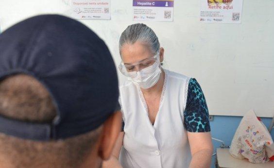 [Prefeitura oferece teste gratuito para sífilis em 121 postos de Salvador]