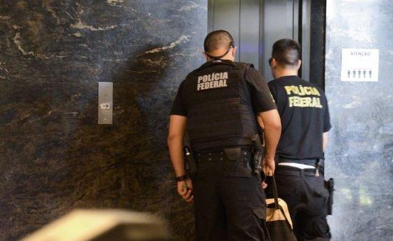 [Lava Jato: PF e MPF cumprem mandados de prisão contra doleiros]