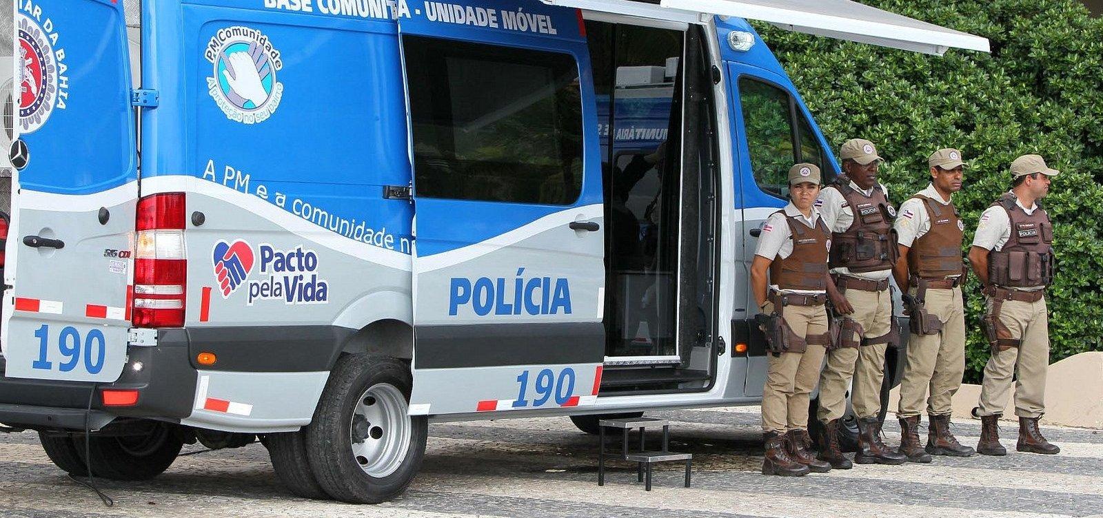 [Policiais baianos vão receber R$ 35,5 milhões por redução de mortes]