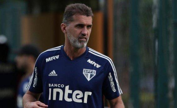 [Mancini afirma que versão de Jean sobre afastamento do São Paulo é 'mentirosa']