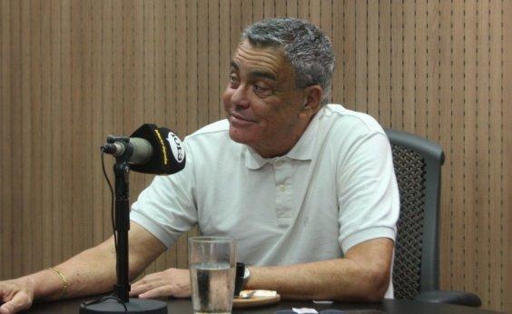 ['O Vitória está invadido por pessoas desqualificadas', diz Paulo Carneiro]