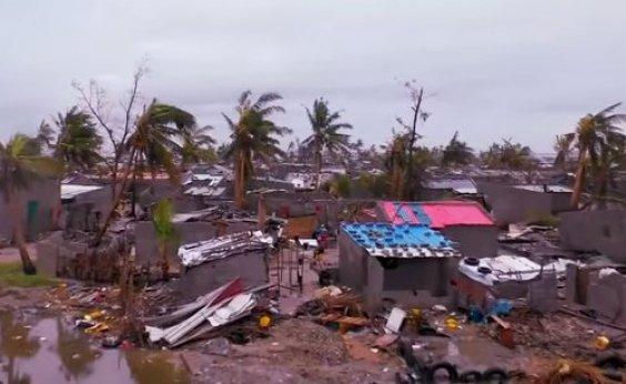 [Número de vítimas do ciclone no sudeste da África passa de 300]