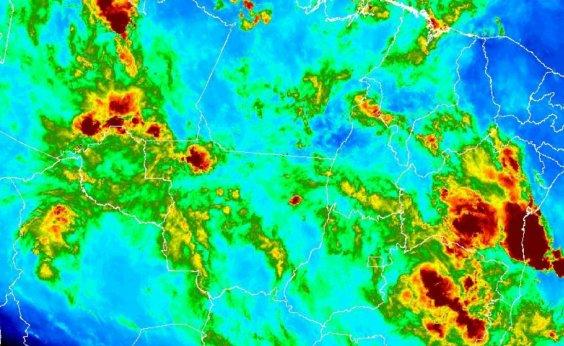 [Tempo chuvoso deve se estender até o final da semana em Salvador, diz Inmet]