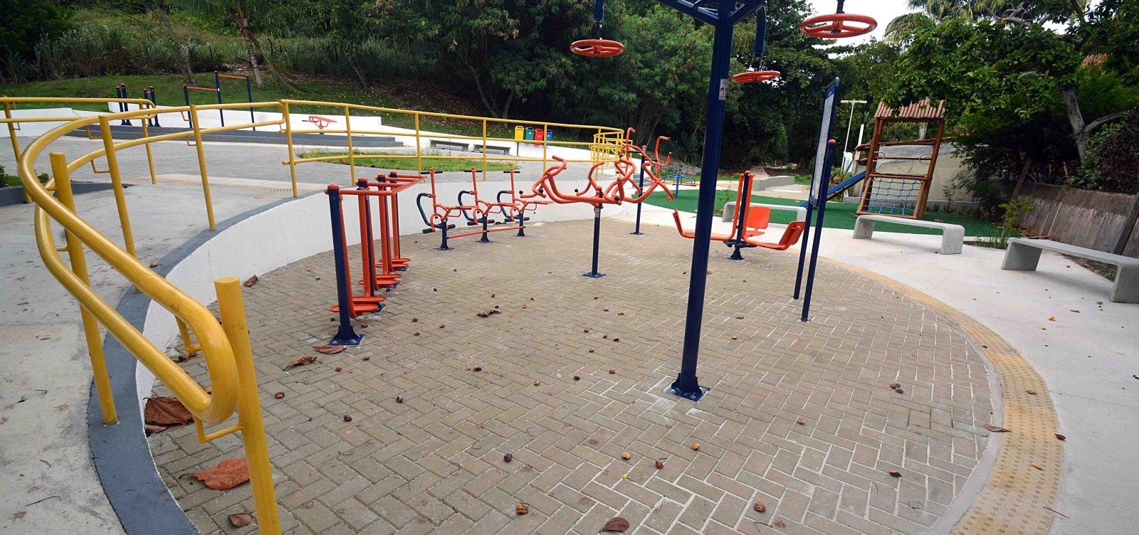 [Prefeitura deve entregar Parque Lagoa dos Pássaros no próximo mês]