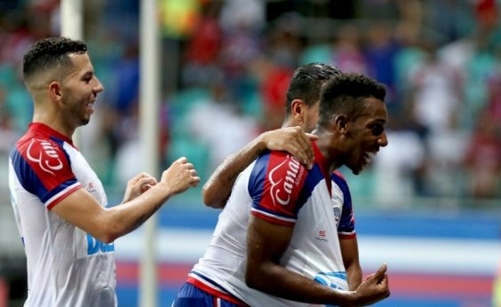 [Em primeiro jogo da semi, Bahia bate Atlético de Alagoinhas por 3 a 0]