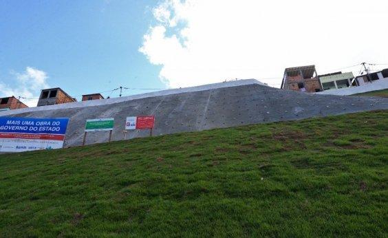 [Bahia tem 34 obras paradas com recursos de R$ 307,5 milhões]