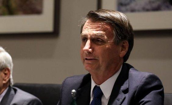 [Bolsonaro diz que Damares é uma ministra sem muita importância]