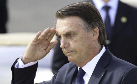 [ Bolsonaro diz a jornal chileno que cabe ao Congresso aperfeiçoar a reforma da Previdência]
