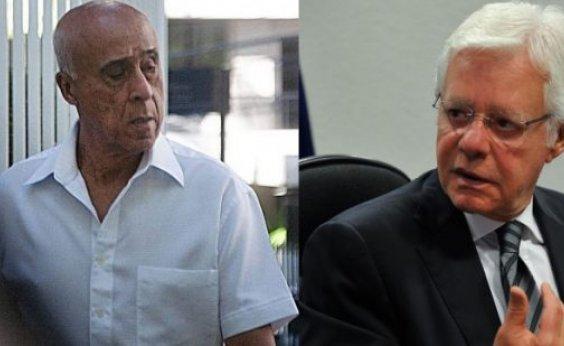 [Moreira Franco e coronel Lima entram com pedido de habeas corpus]