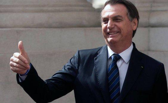[Bolsonaro afirma que atritos existem porque alguns 'não querem largar a velha política']
