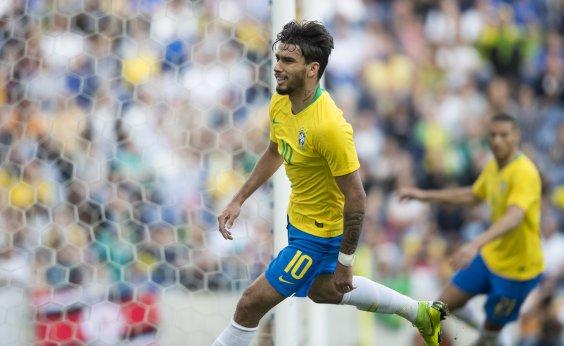 [Em primeiro jogo do ano, Brasil empata em 1 a 1 com o Panamá]