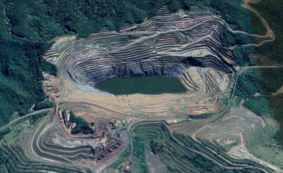 [Moradores de Barão de Cocais terão uma hora para deixar casas caso barragem se rompa]
