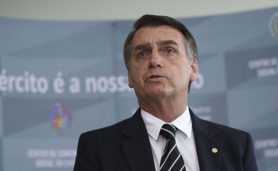 [Bolsonaro rebate Maia e diz que deputado tem se comportado de maneira 'agressiva']
