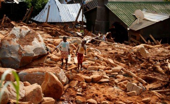 [Sobe para 446 o nº de mortos após ciclone em Moçambique]