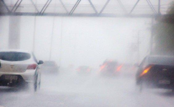 [Auge de ciclone que atinge a Bahia deve acontecer amanhã (25)]