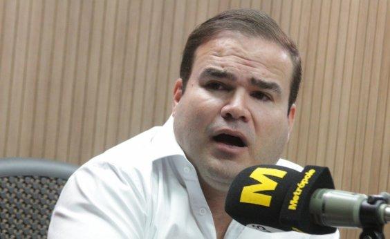 [Cacá Leão muda título de eleitor para ser candidato à prefeitura de Salvador]