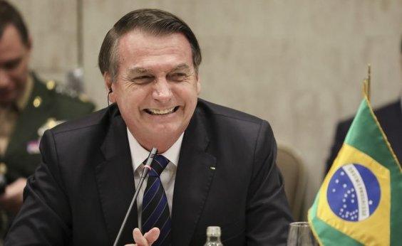 [Em reunião, Bolsonaro pede foco na reforma e 'pacificação' no Congresso]