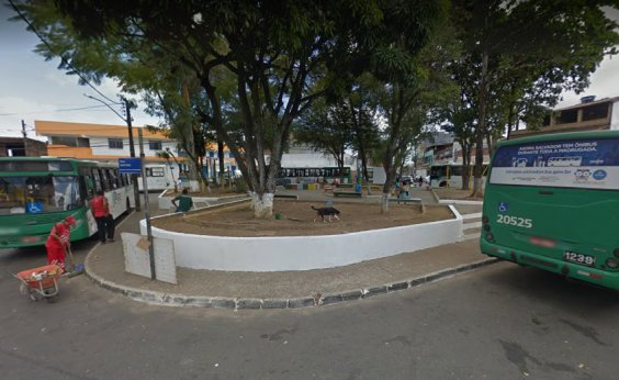 [Ônibus param de circular no Jardim Santo Inácio]
