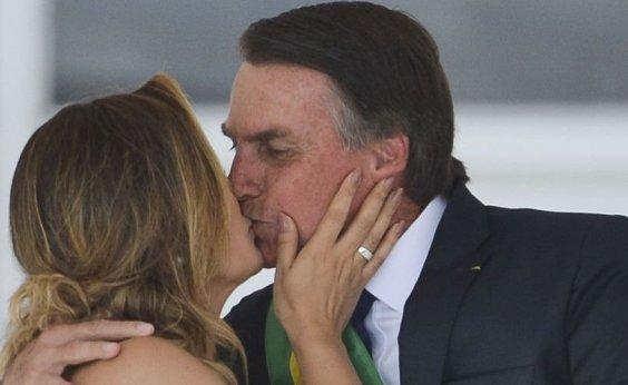 [Bolsonaro vai ao cinema e só inicia compromissos no Planalto às 11h30]