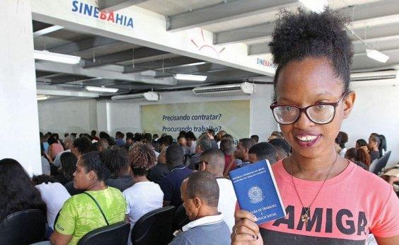 [Bahia lidera o Nordeste na geração de emprego]