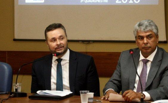 [Bahia mantém equilíbrio fiscal e consolida modelo de gestão, diz Vitório]
