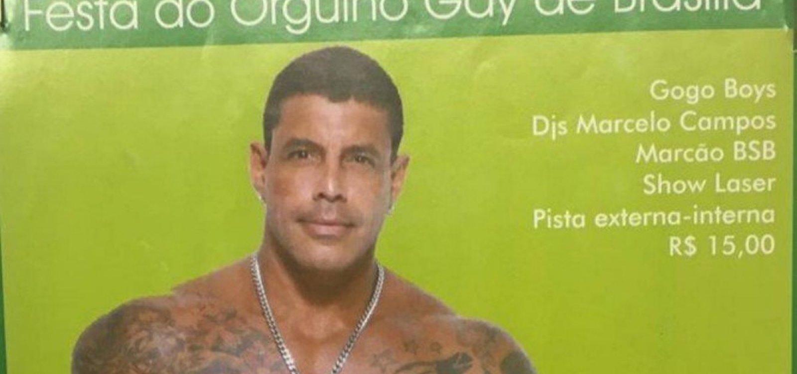[Acusado de dar calote em festa gay, Alexandre Frota pode ter salário bloqueado]