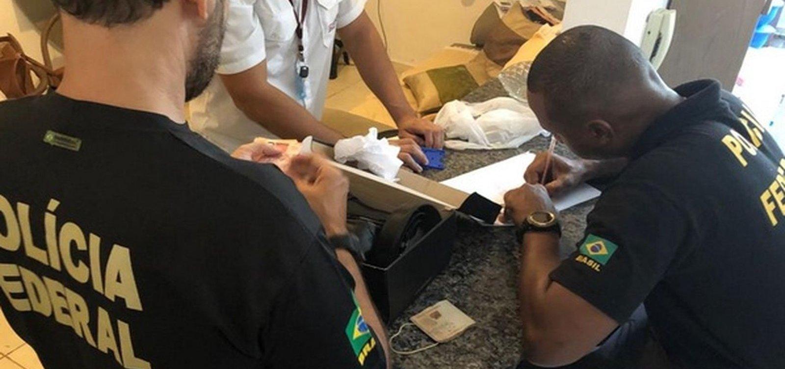 [Operação da PF contra desvio de recursos em SE cumpre mandado em Salvador]
