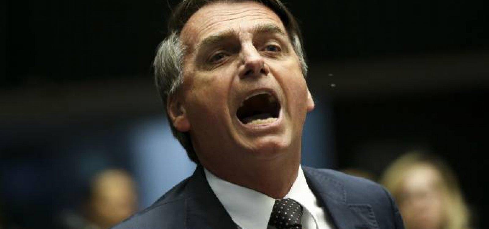 [Além de Neto, Bolsonaro se reúne com presidente do TJ-BA, Otto e Marinho ]