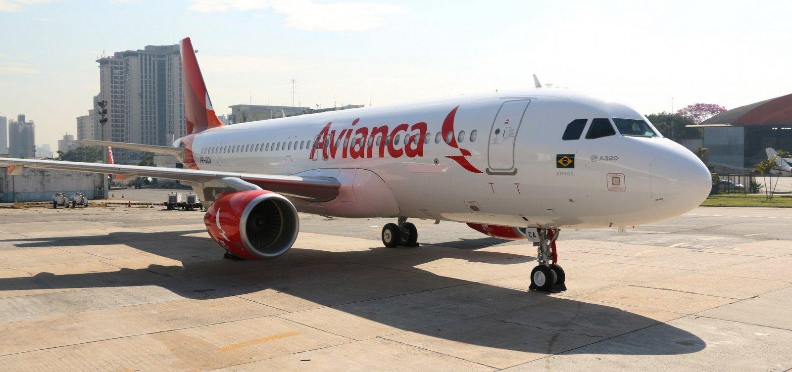 [Voos da Avianca serão autorizados se empresa repassar tarifas, diz Aeroporto de Salvador]