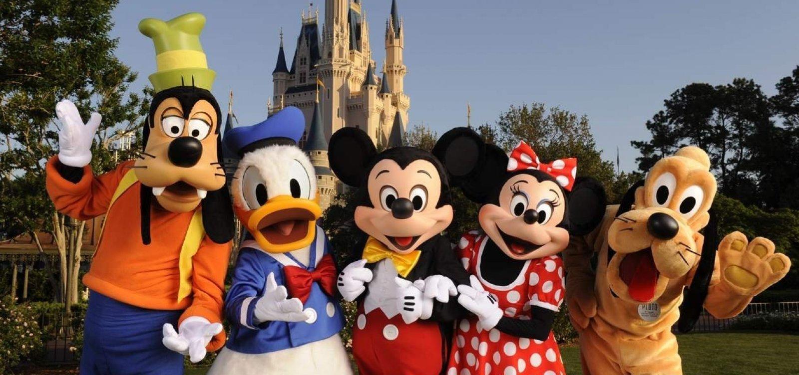 [Disney é processada por desigualdade salarial entre homens e mulheres]