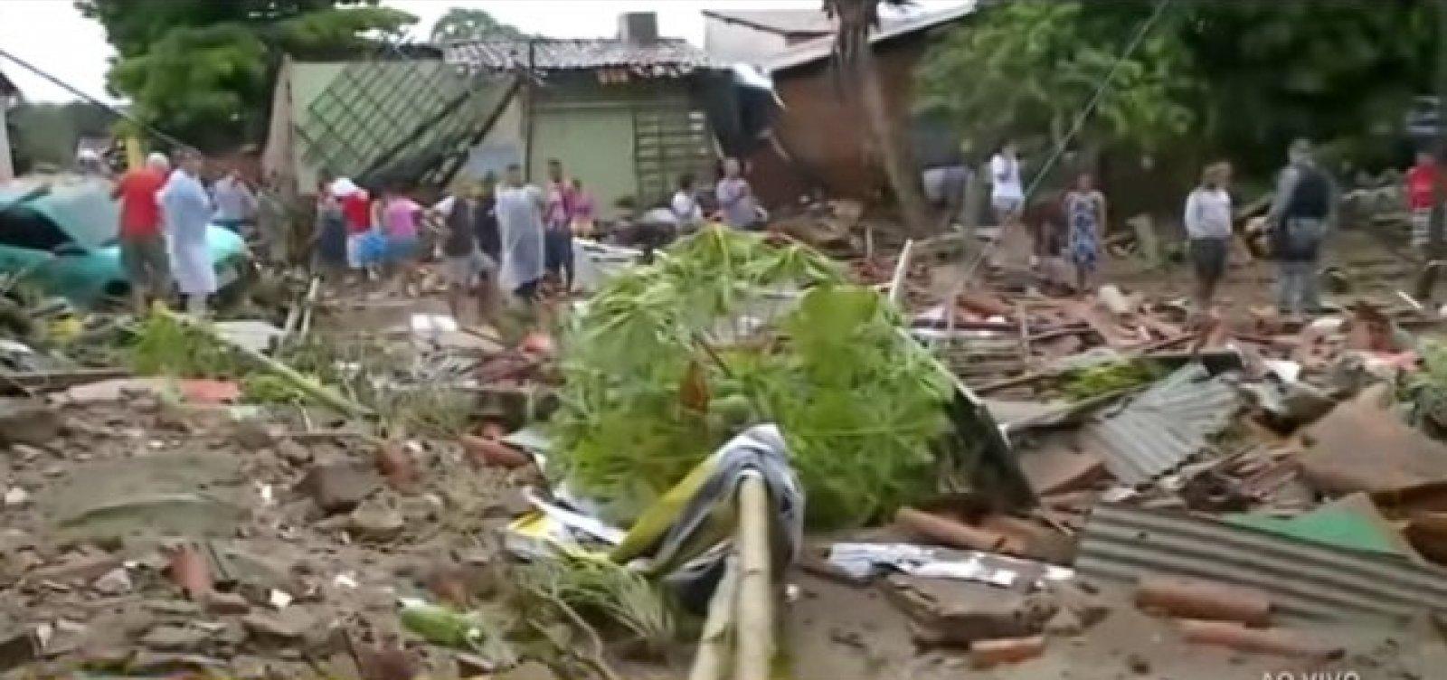 [Chuva em Teresina causa inundação e deixa pelo menos três mortos]