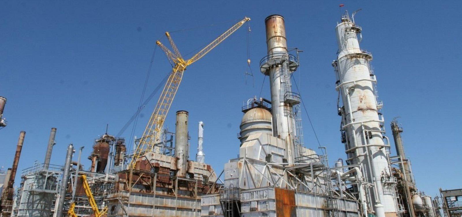 [Preço da gasolina nas refinarias aumenta R$ 0,10]