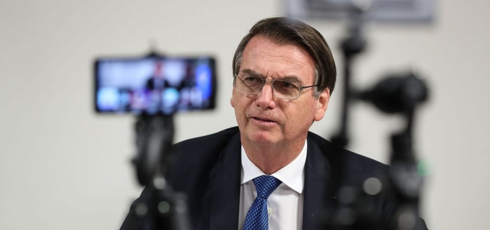 [Bolsonaro anuncia publicitário como secretário de Comunicação]