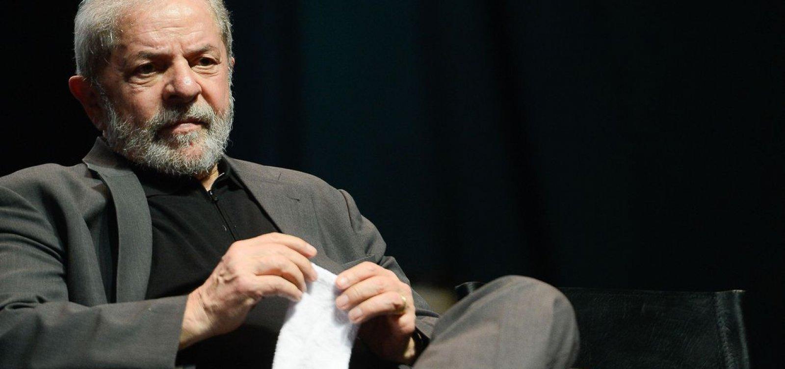 [Em depoimento à PF, Lula fica calado e alega não ter acesso a investigações]