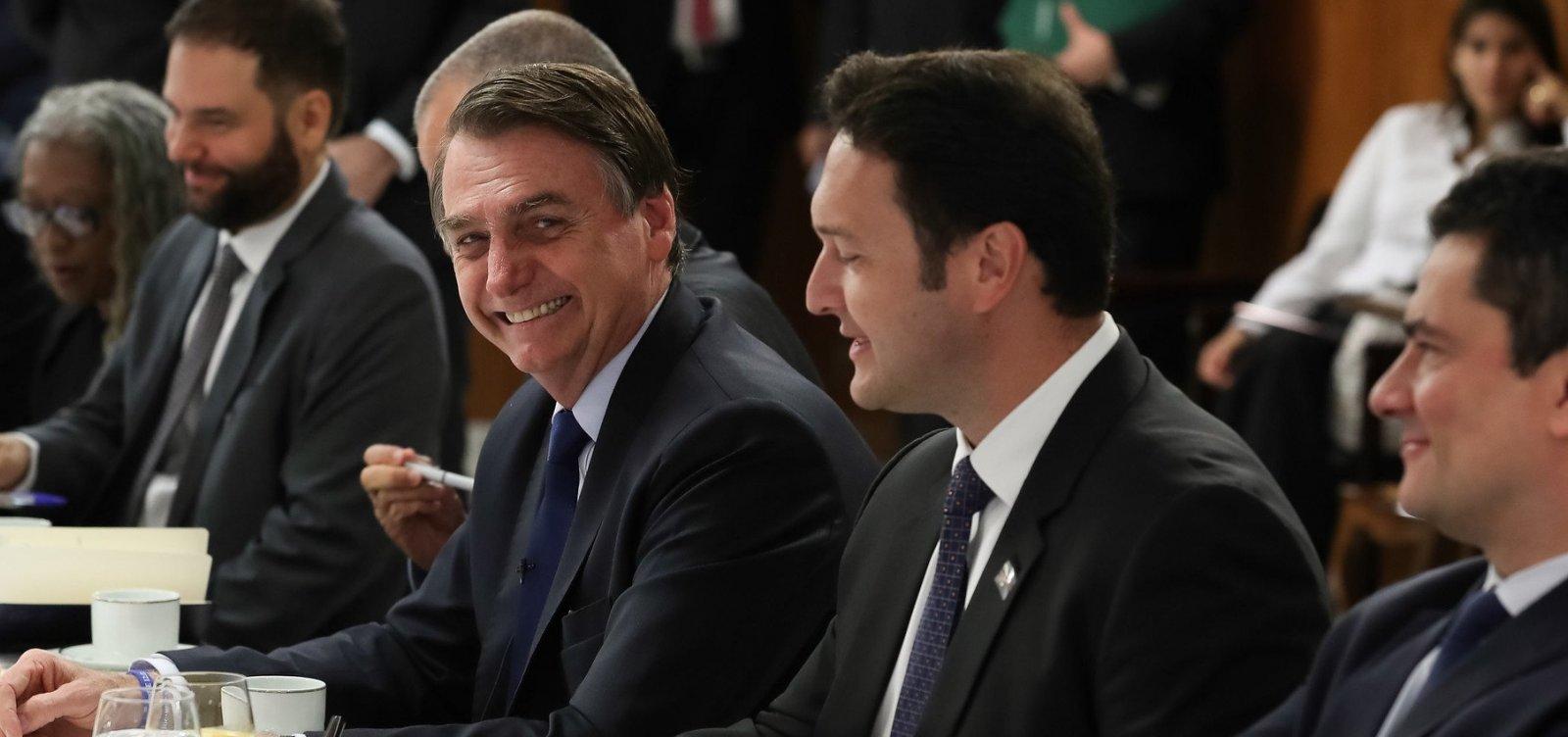 [Bolsonaro minimiza polêmicas na carreira: 'Vou me arrepender que fiz xixi aos cinco anos na cama?']