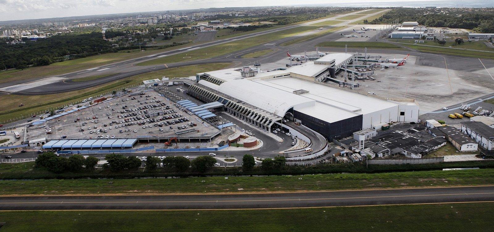 [Aeroporto de Salvador autoriza decolagens de aviões da Avianca]