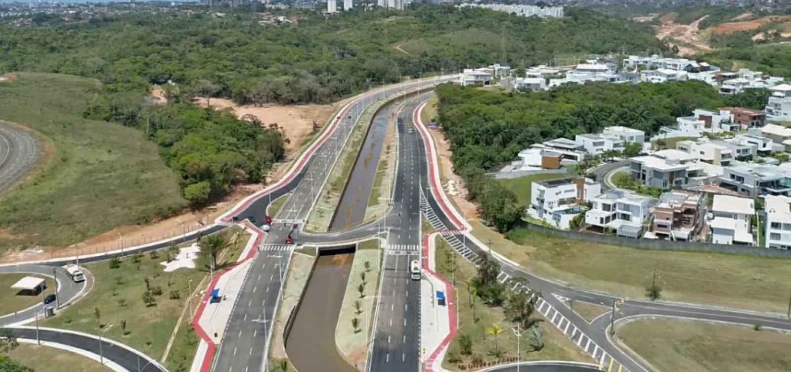 [Avenida 29 de Março é inaugurada hoje em Salvador]