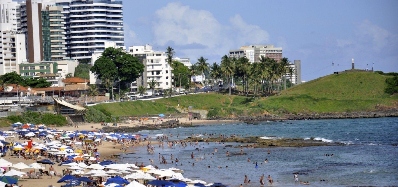 [Bahia tem 28 praias impróprias para banho; 18 estão em Salvador]