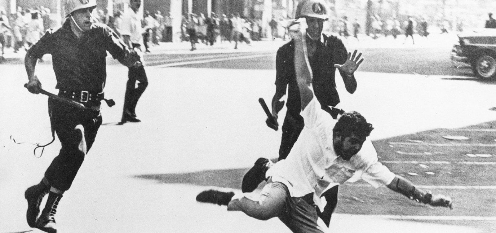 [Maioria da população acha que golpe de 1964 deve ser desprezado, segundo Datafolha]
