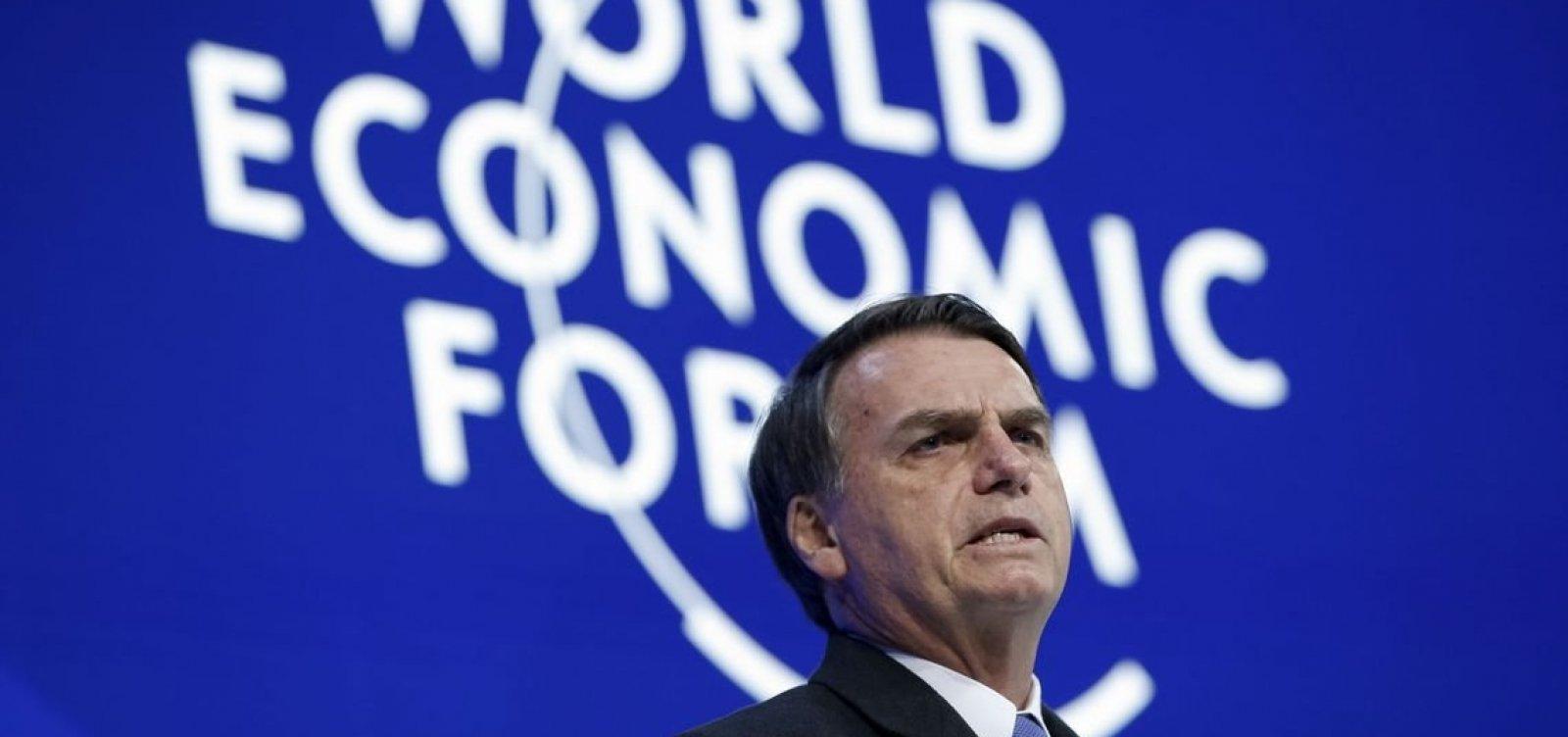 [Após Bolsonaro assumir presidência, otimismo com economia cai]