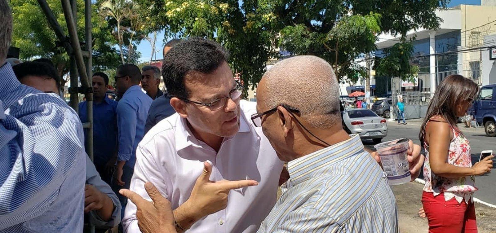 [Após pressão, Mangueira deve assumir vice-liderança na Câmara de Salvador]