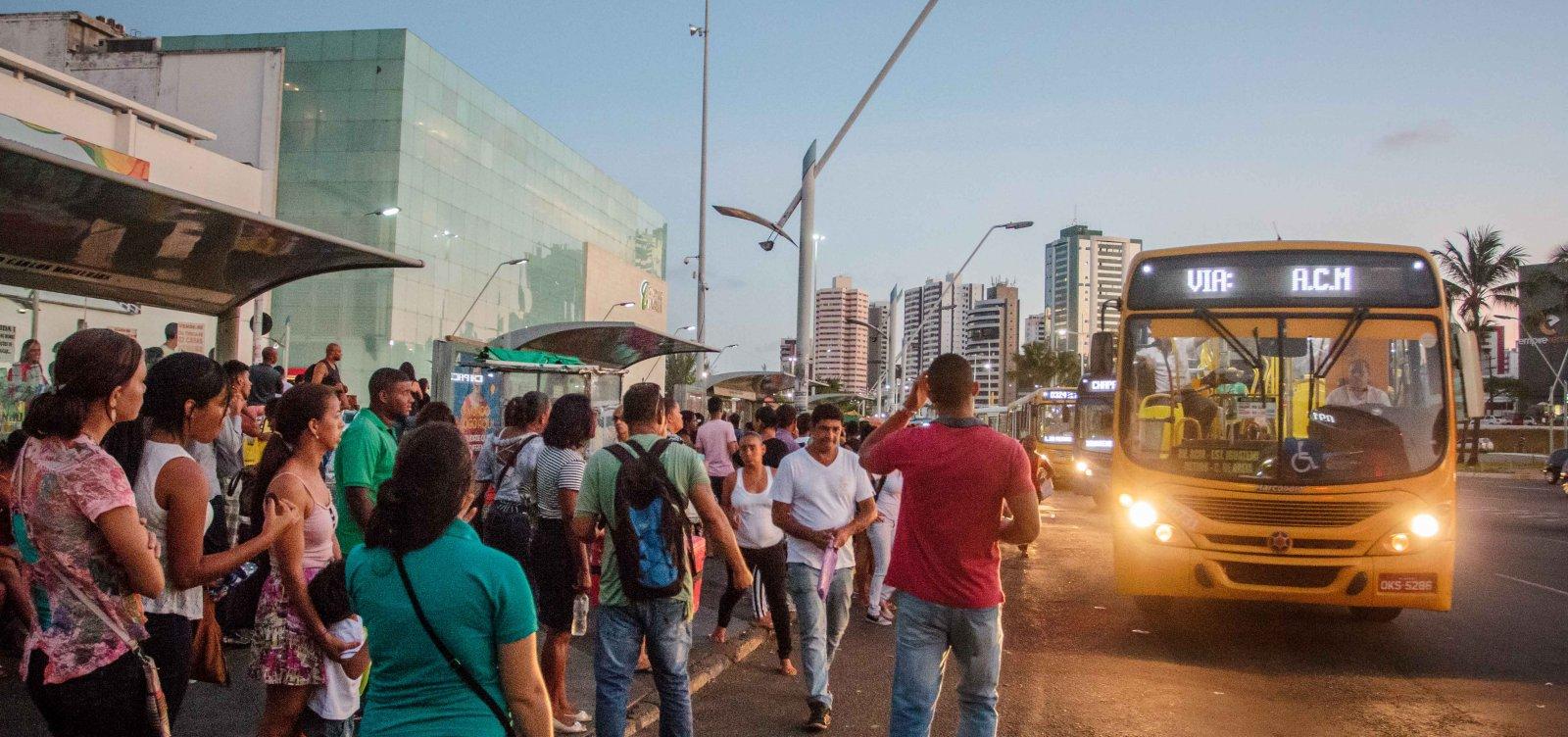 [Integra mantém proibida a entrada de baleiros em ônibus de Salvador]