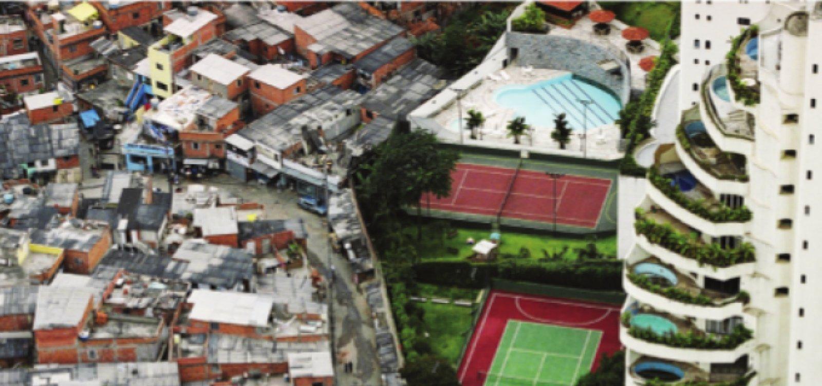 [Brasileiros não acreditam em progresso com desigualdade social, diz pesquisa]