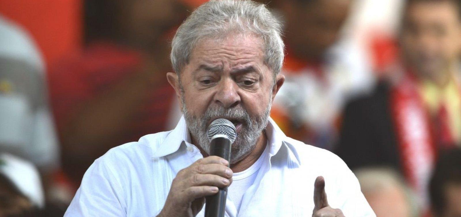[Juiz da Lava Jato nega afastamento do delegado que investiga Lula]